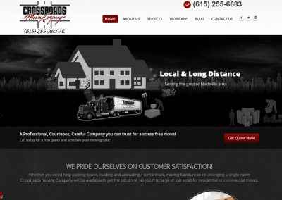 Crossroads Moving Company