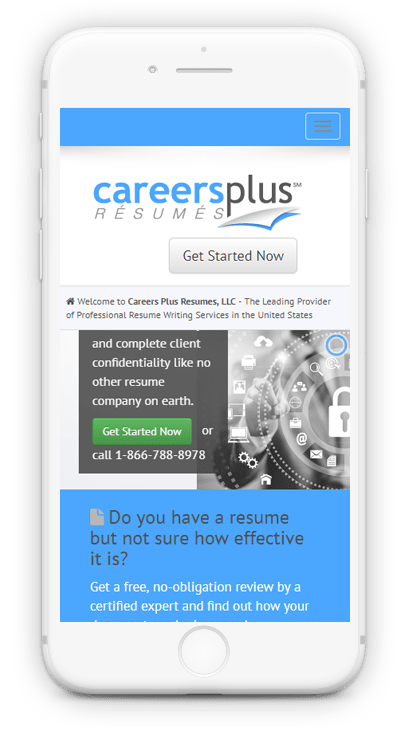 Careers Plus resumes 1