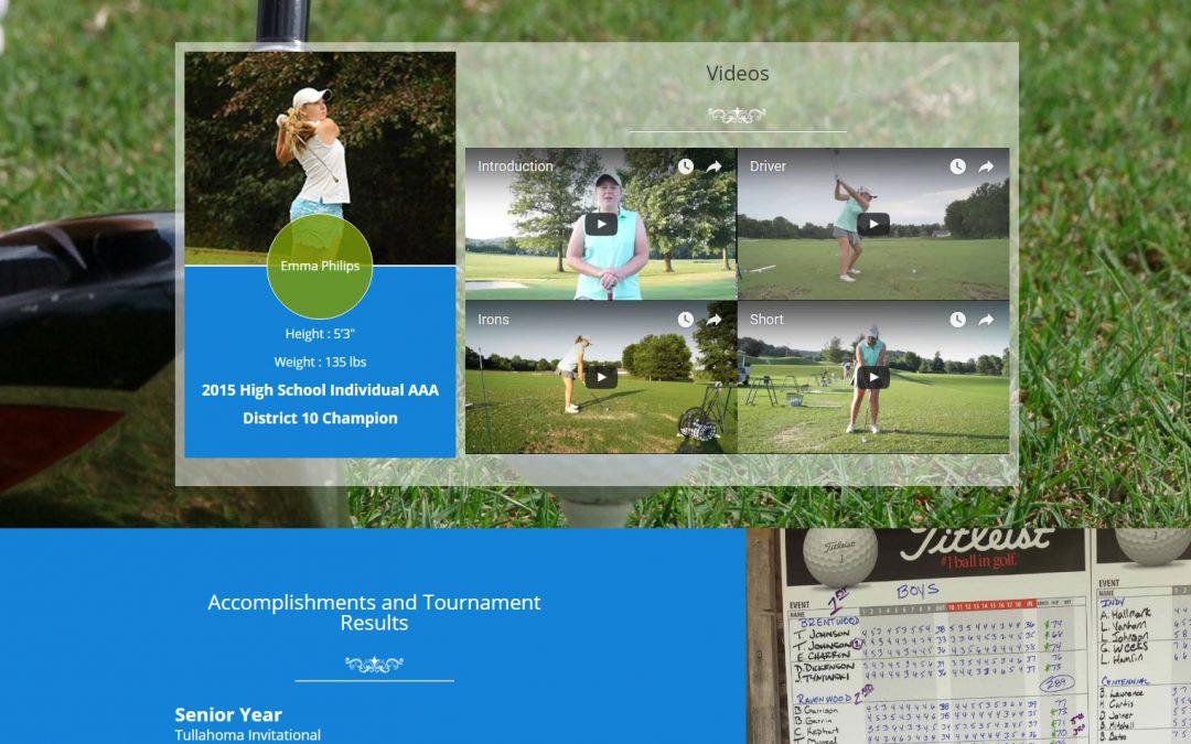Golf Scholarship Search