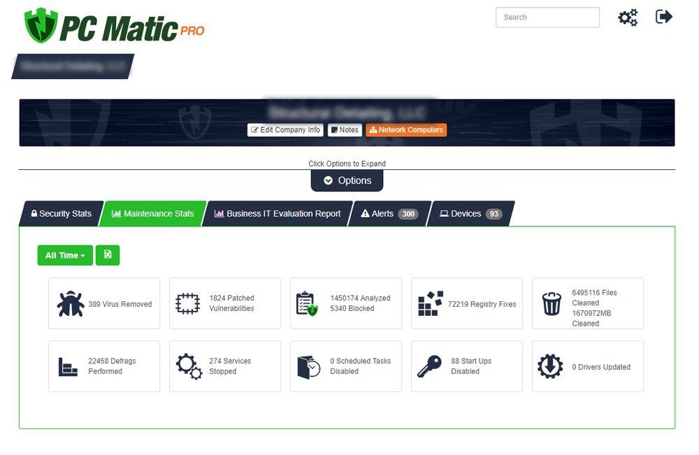 PC Matic Pro 5