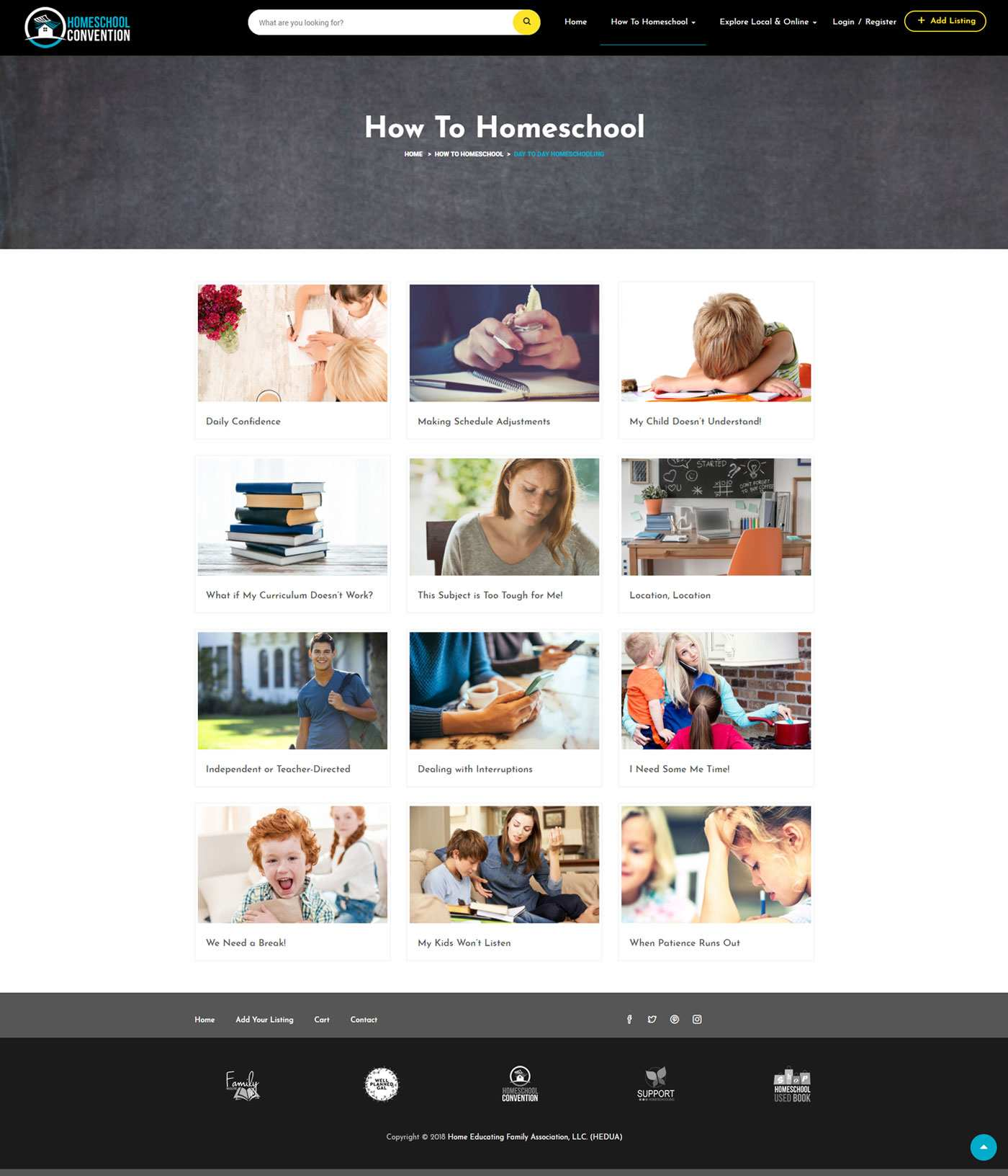 Homeschoolconvention 3
